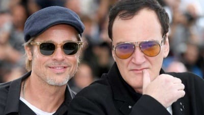 5ce5575144254 400x225 - Seis minutos de ovación en la presentación del nuevo film de Tarantino - Télam