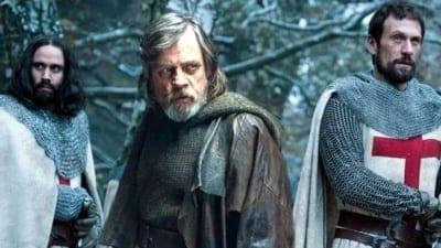 5ce6d1705fc88 400x225 - Mark Hamill, de Luke Skaywalker a Caballero Templario - Télam