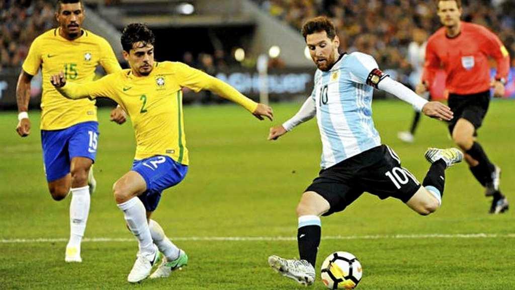 ¿Cuándo juega la Selección argentina?