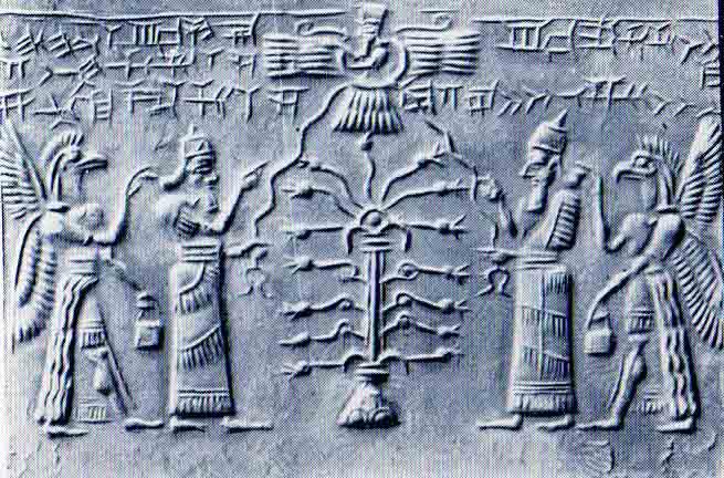 Tablillas Sumerias - Creaciones geneticas por los ANNUNAKI