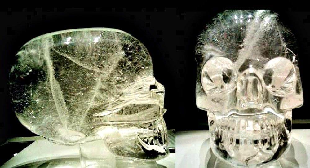 Las 13 Calaveras de Cristal, un PERFECTO enigma sin resolver