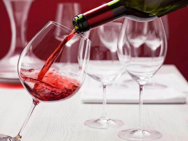Vino - Dieta Mediterránea
