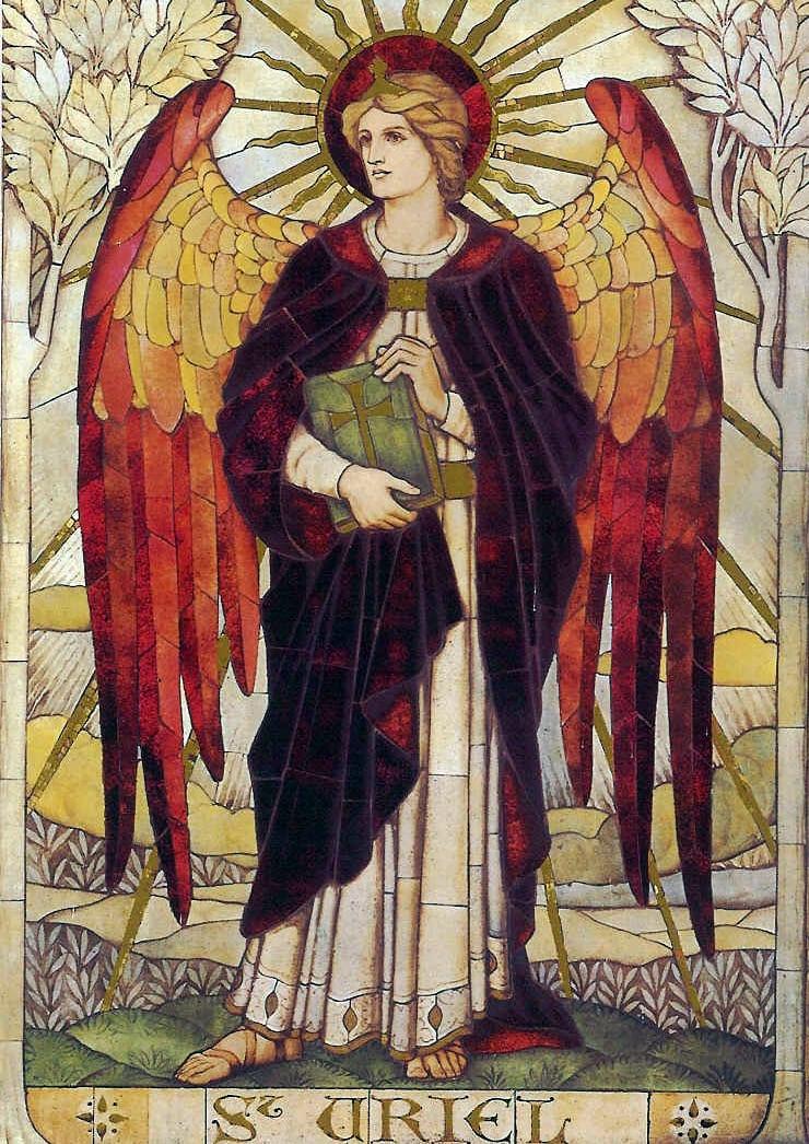 ARCANGEL URIEL codigos sagrados