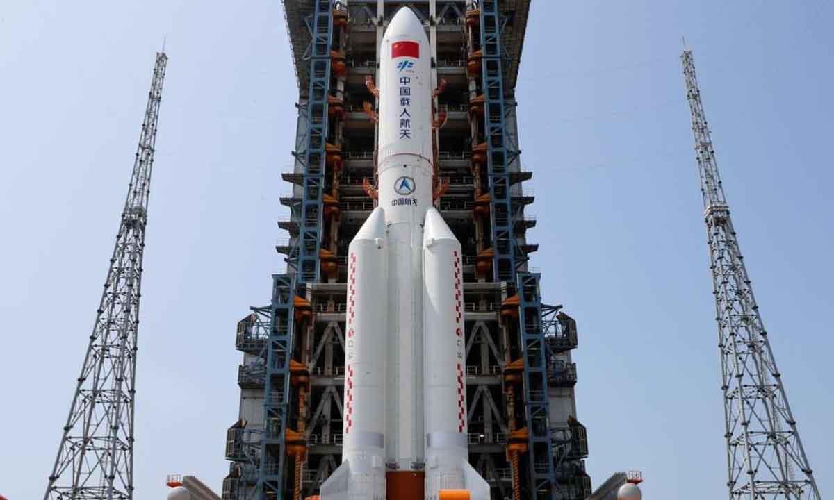 Dónde aterrizo el cohete ChinoDónde aterrizo el cohete Chino