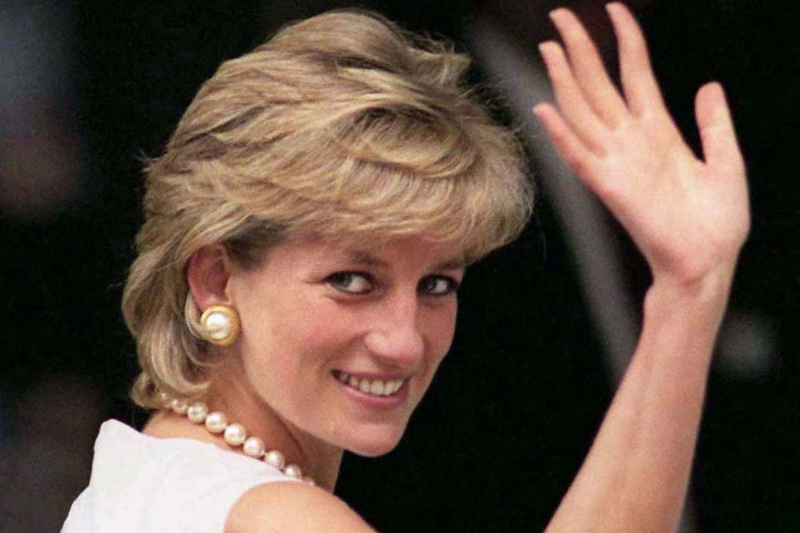 Cómo Diana se hizo conocida