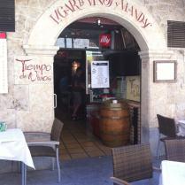 Entrada Tiempo de Vinos - Salamanca