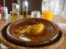 Tajine de Galinha - Restaurante Argana