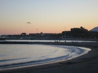 Pôr do Sol em Marbella