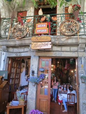 Restaurante Chez Lapin na Ribeira