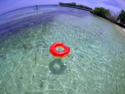Praias em Cartagena: Isla del rosário