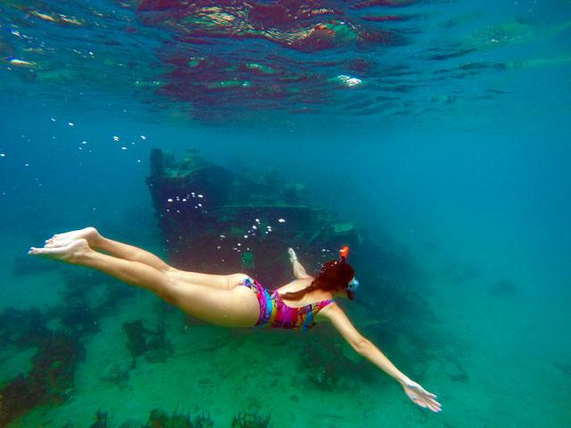 Onde viajar com dólar alto: Isla Perro em San Blas no Panamá