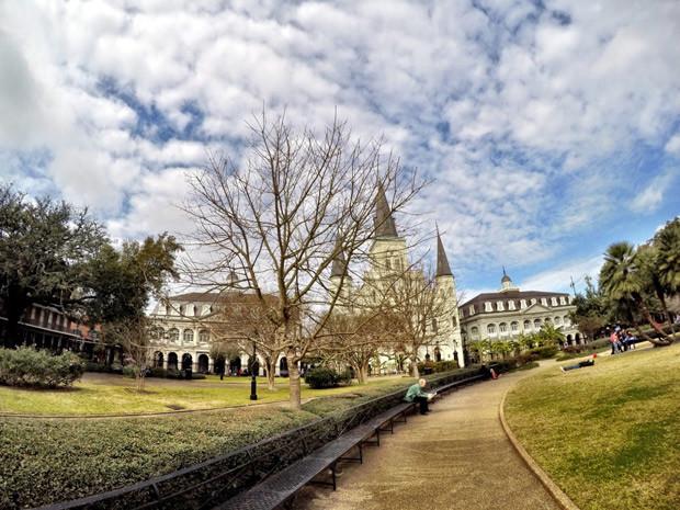 Nova Orleans Jackson Square