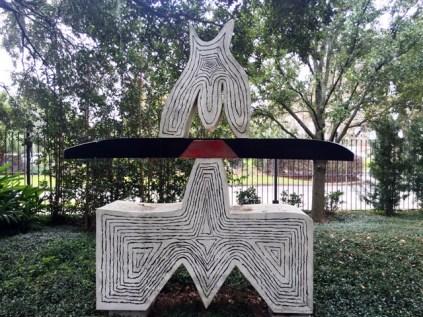 Parque das Esculturas Nova orleans