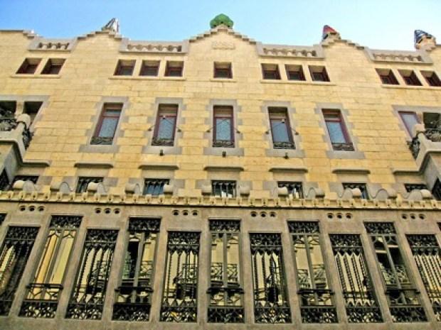 Palácio Guell Arquitetura Barcelona Antonio Gaudí