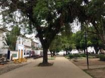 Praça da Matriz Centro Histórico Paraty