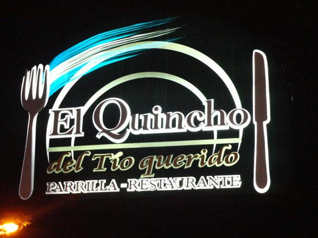 Restaurante em Foz do Iguaçu