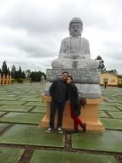 Templo Budista em Foz do Iguaçu