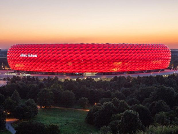 Dicas de Munique Allianz Arena