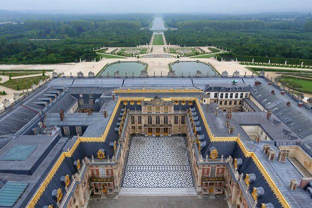 Palácio e Jardins de Versalhes França - Versailles