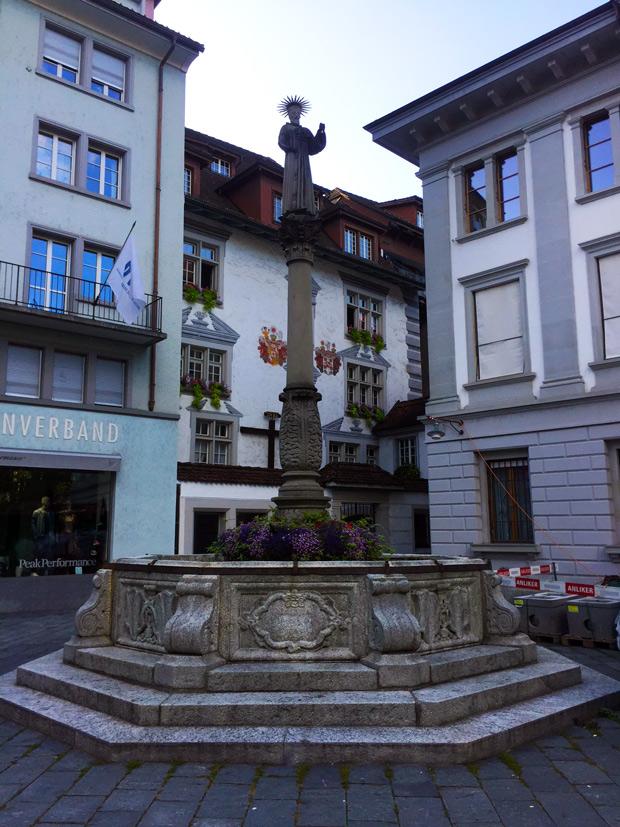O que fazer em Lucerna, Suiça.