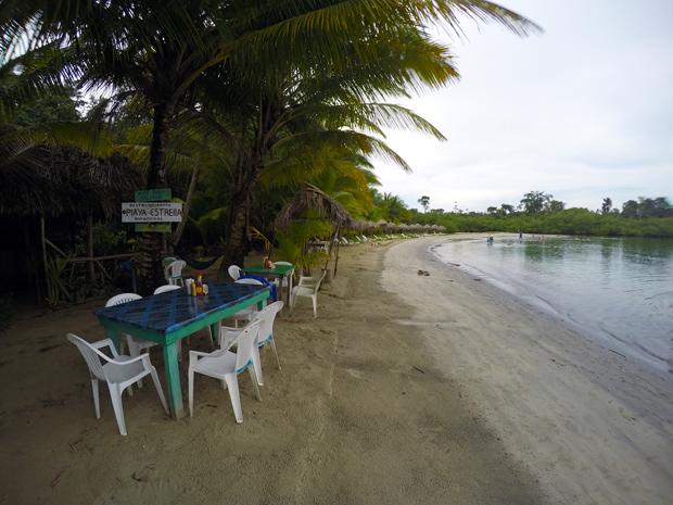 O que fazer em Bocas del Toro, Panamá - Playa Estrella