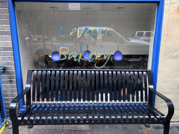 fachada da Levain Bakery - Melhores Cookies de Nova York