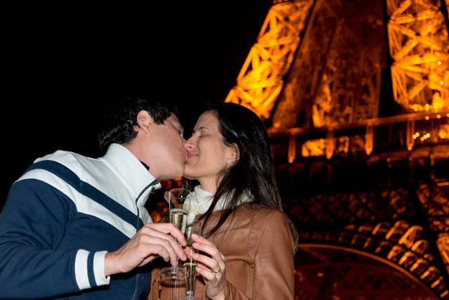 Viagem para o dia dos Namorados. Ensaio fotográfico de Casal