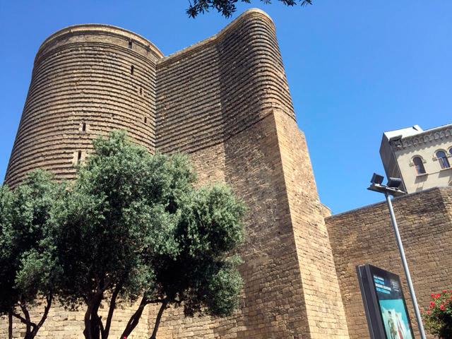 O que fazer em Baku, Azerbaijão: Maiden Tower