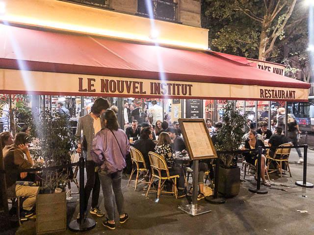 Le Nouvel Institut Lugares diferentes em Paris