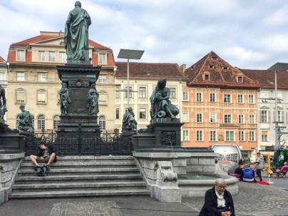 O que fazer em Graz. Dicas de Graz, na Áustria.
