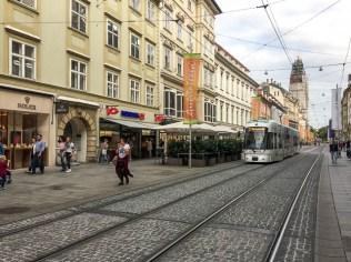 Dicas de Graz, na Áustria.