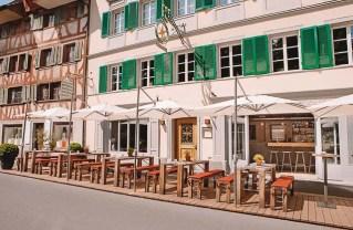 Onde ficar em Lucerna. Hotel Restaurant Stern Luzern