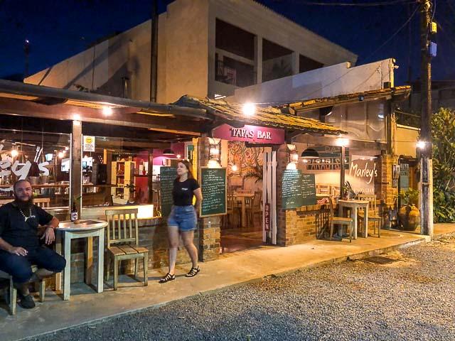 Marley`s Tapas Bar - Itacaré