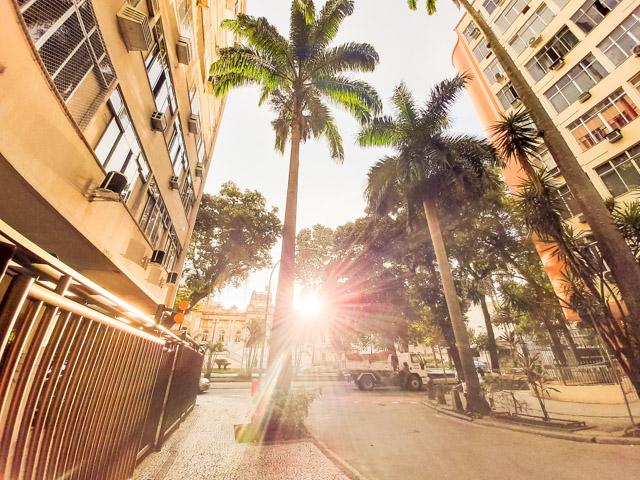 Roteiro Laranjeiras Rio de Janeiro Rua Paissandu