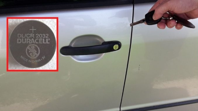 how-to-replace-key-fob-battery-skoda-and-other-cars