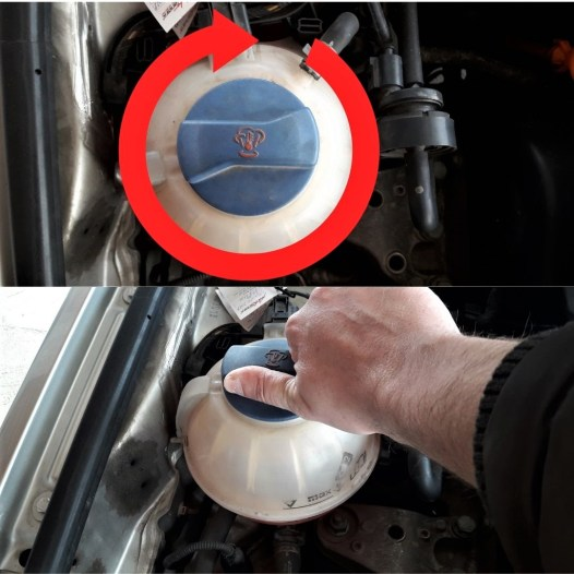 how-to-add-engine-coolant-to-your-car-close-expansion-tank
