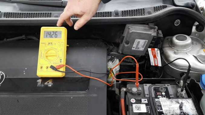 alternator voltage output reading-desapirrepair.com