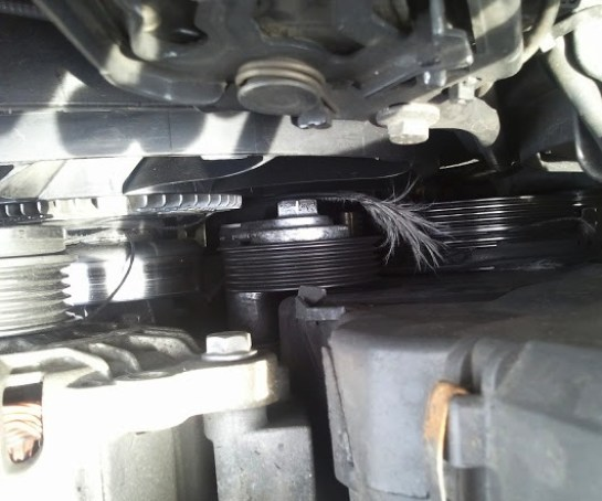 snapped-serpentine-belt