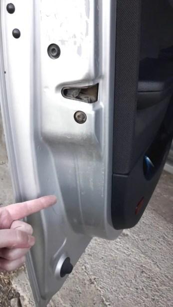 tire-pressure-values-under-door-lock-mechanism