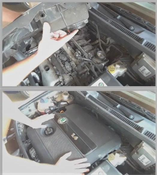 returning-air-intake-parts-on-car