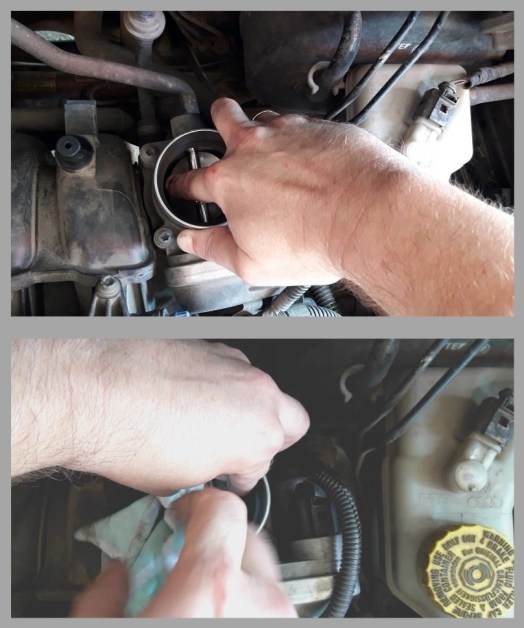 how-to-open-throttle-body-manually