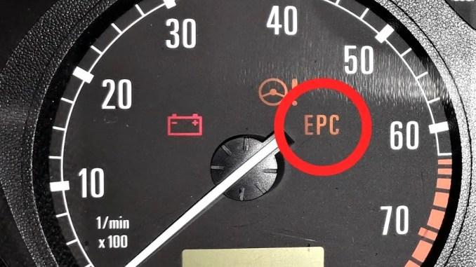 epc-light-problem