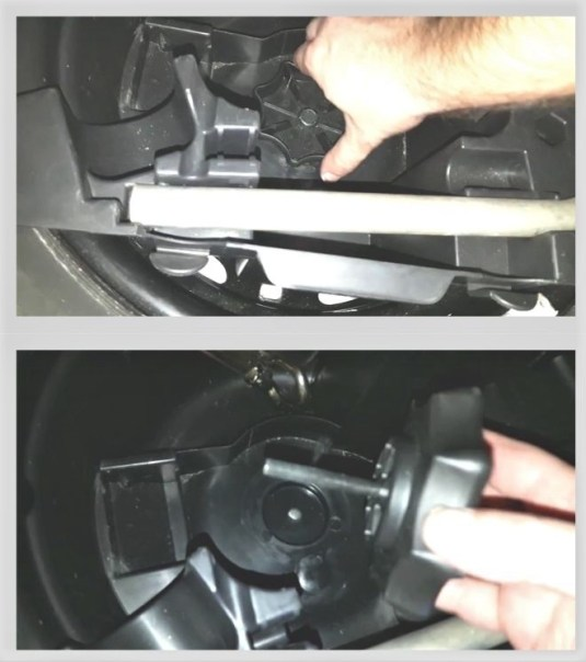 how-to-get-spare-tire-out-of-trunk-taking-of-holding-screw