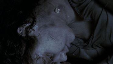 O corpo de Rosie Larsen.
