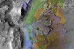Mars 2020 Rover Set to Land in a Crater Once Filled With Water