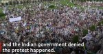 India Denies Kashmir Protests, Accuses BBC, Reuters of Lying Despite Video