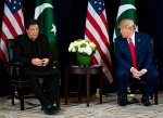 For Durable Peace in Region Khan Presses Trump For Afghanistan, Kashmir Settlement