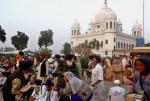 Sikhs Trek to Kartarpur Shrine --Including Who's Who