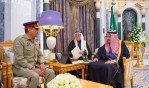 Saudi King Salman Receives Pak Military Delegation, Discuss Enhancing Military Ties