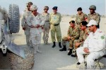 Pakistan Holds Joint Military Training Exercises With Saudi, Bahraini Forces